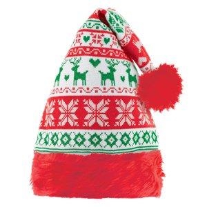 Hässliche Pullover Santa Hat