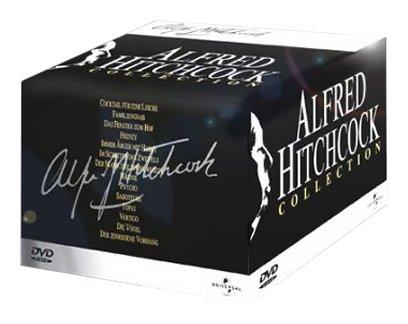 Bild von Hitchcock-Box (14 DVDs) [Special Edition]