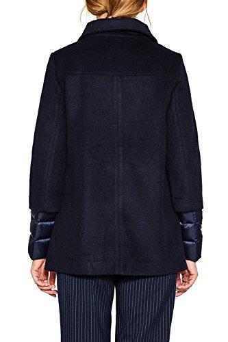 ESPRIT Collection Damen Jacke Blau (Navy 400)