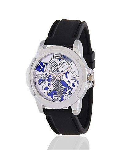 Yepme Dottum Analog White Dial Men's Watch - YPMWATCH0746 image