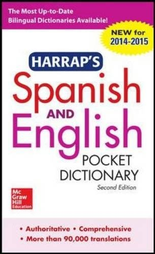 Harrap's Spanish and English Pocket Dictionary PDF Books