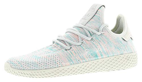 competitive price 1b7de 46b7a adidas Originals Herren Pharrell Williams Tennis HU Sneakers Schuhe  -Hellblau
