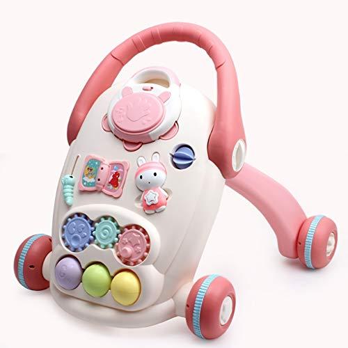 LFY Baby Walker e Giocattolo educativo elettronico con Musica e Suoni, velocità di Regolazione