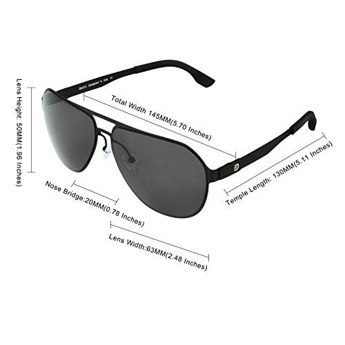 Duco lunettes de moto polarisees 4