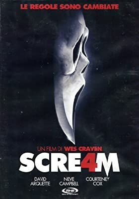 Scream 4 by David Arquette