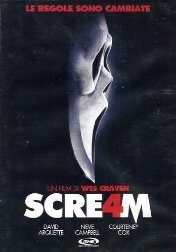 Scream 4 by David Arquette