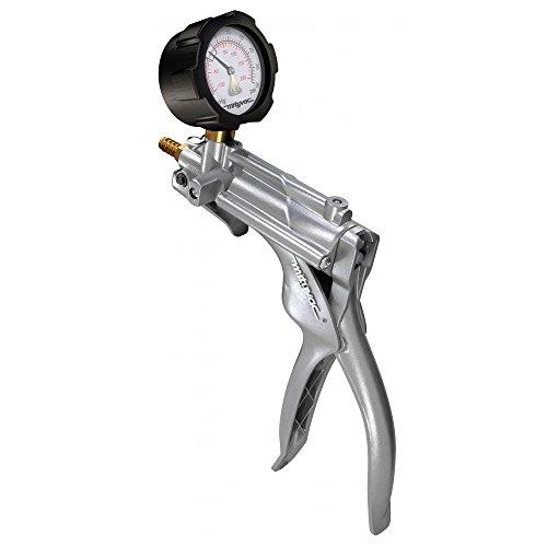 Mityvac Mv8510Silverline Elite Metall Handpumpe Druckpistole und Messinstrument
