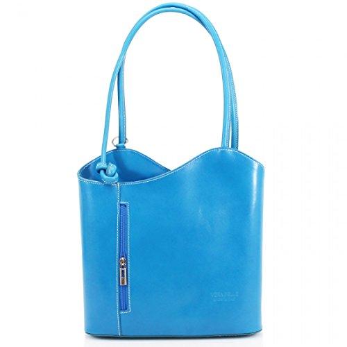 Elegant, Borsa a tracolla donna Light Blue