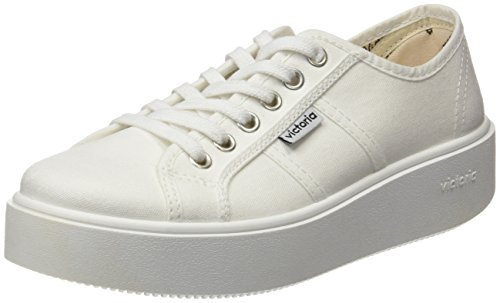Victoria 1260110, Zapatillas Unisex Adulto, Blanco