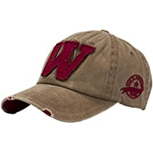 Ularma Moda unisex letra W Hockey béisbol gorras sombreros Hip Hop