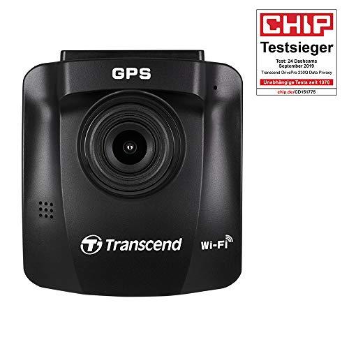 Transcend DrivePro 230Q Data Privacy Dashcam TS-DP230Q-32G (Sonderedition für den Deutschen Markt)