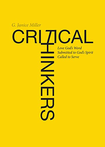 Critical Thinkers (English Edition)