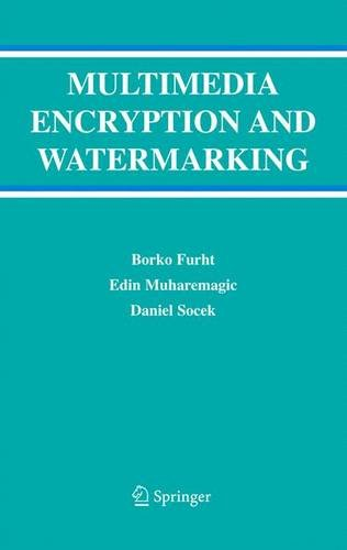 Multimedia Encryption and Watermarking (Multimedia Systems and Applications)