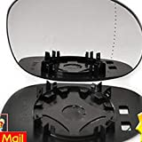 Relabouting Driver Destro Lato Destro Vetro grandangolare specchietto retrovisore Esterno per Citroen C3 2002-2010