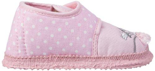 Giesswein Bergamo 59/10/42212-335 Baby Mädchen Lauflernschuhe Pink (Rosa-Pink 335)