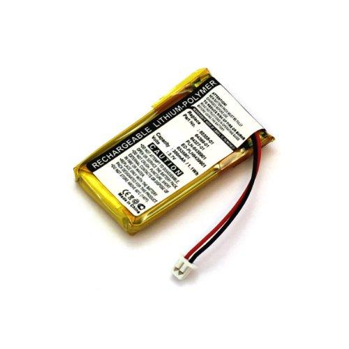 Akku, Ersatzakku mit 240mAh !!! für Avaya AWH55 / AWH-55 / AWH65 / AWH-65 / TENOVIS HSG Link DECT2 / Plantronics CS50 / CS50-USB / CS55 / CS55H / CS60 / SupraPlus Wireless CS351 / CS351N / CS351V / CS361 / CS361N ersetzt 64327-01, 64399-01, 65358-01 ohne Memory-Effekt PDA-Punkt - Cs50-usb-headset