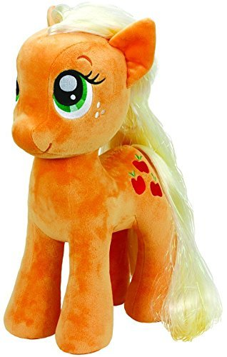 official-my-little-pony-apple-jack-soft-plush-toy-16-by-ty-beanies