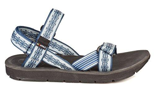Stream Sandale Weave Blue