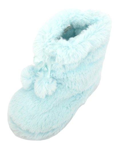 KS Brands , Mädchen Hausschuhe Ice Blue