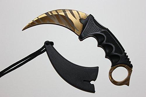 Preisvergleich Produktbild Echt Tiger Zahn Messer (Counterstrike Global Offensive