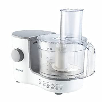 Superbe Kenwood FP120 Compact Food Processor, 1.4 L   White