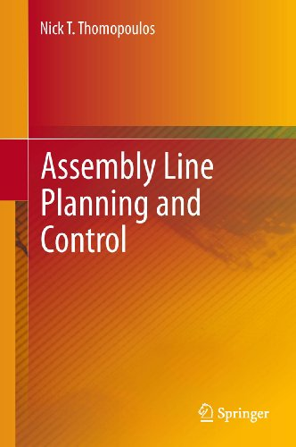 Assembly Line Planning and Control (English Edition) - Stock Tool Assembly