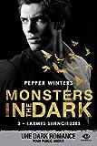 Monsters in the dark, T3 : Larmes silencieuses