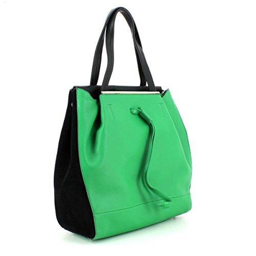 Sac Femme Twist Furla Vert