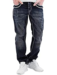 Cipo & Baxx Homme Jeans / Jeans Straight Fit Blackpool