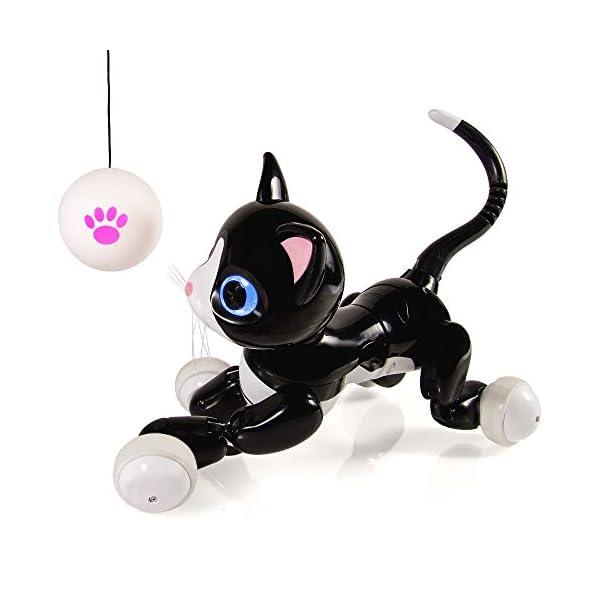 41tvqBTJwLL. SS600  - Zoomer - Juguete electrónico Kitty