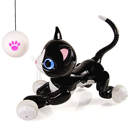 41tvqBTJwLL - Zoomer - Juguete electrónico Kitty