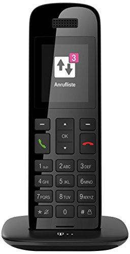 Telekom 40274678 Speedphone 10 Schnurlose Telefon schwarz