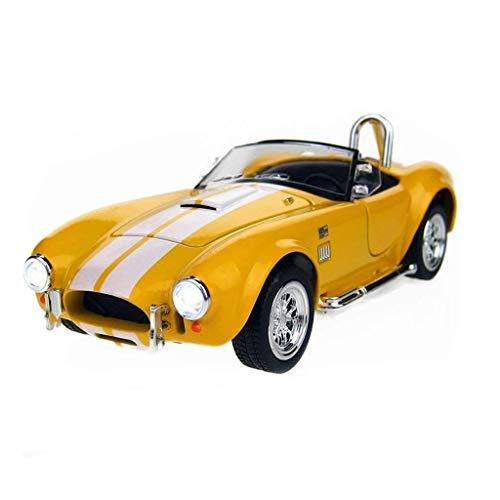 SSBH 1:32 Diecast Sportwagen Modell Jungen Spielzeug Auto Zurückziehen Funktion Als Geschenk Sammlung Ornamente Maßstab Modell Simulation Fahrzeug Spielzeug Erwachsene Kind Metall K