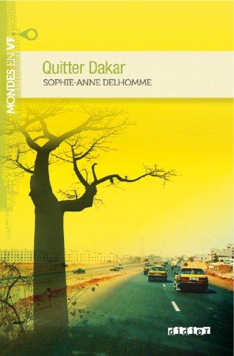 Quitter Dakar niv. B1 - Livre + mp3