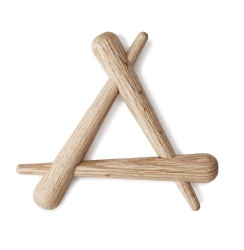 Normann Copenhagen 244600 Timber Untersetzer - Möbel Untersetzer Unternehmen
