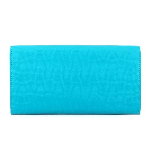 G&X Topstyle , Pochette pour femme bleu bleu