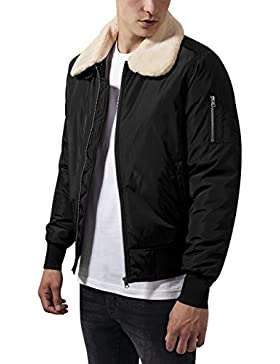 Urban Classics Herren Jacke Pilot Bomber Jacket