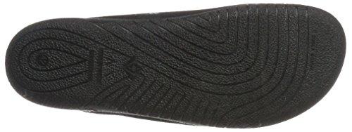 Black Herrmann nero Pantoufles Collezione Hans Homme Hhc UqXPP
