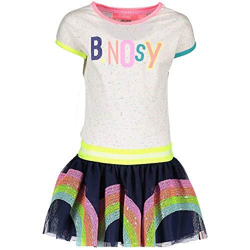 n Girl Kleid Kurzarm Rainbow Melee Y902-5852-716 (110/116) ()