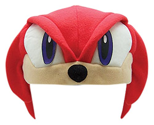 The Hedgehog Serie: Finger Fleece Cap (Sonic The Hedgehog-kostüme Für Halloween)