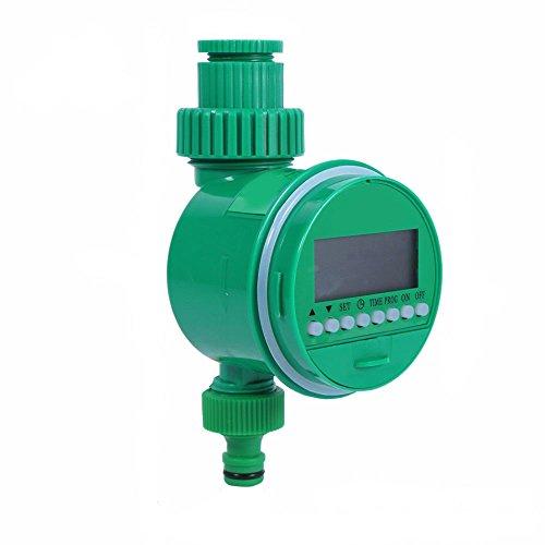 NUZAMAS Automatische Digitale Wasserhahn Timer LCD Display