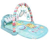 دواسة الطفل البيانو معدات اللياقة البدنية المولود الجديد لعبة اطفال بطانية لعبة 3-12 أشهر