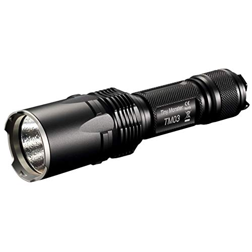 03 Tiny Monster XHP70 LED Taschenlampe 2800 Lumen ()