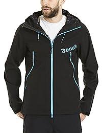 Bench Hombre bpmk000025 Jacket, invierno, hombre, color negro (Black Beauty), tamaño xx-large