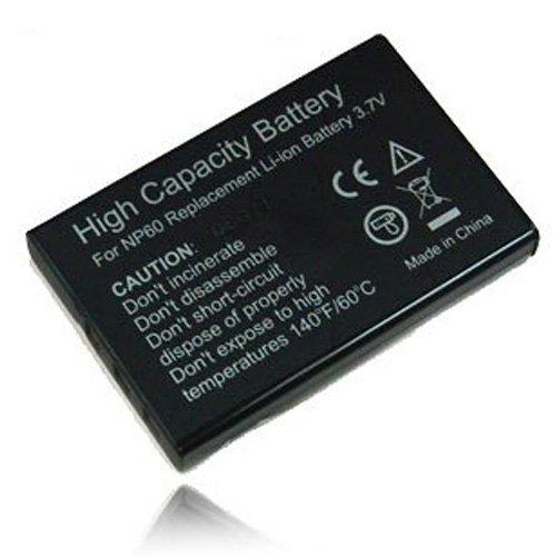 weltatec Qualitätsakku Akku Accu Digicam kompatibel mit Casio QV-R4 Digitalkamera - Hochleistungsakku Li-ion Akku Ersatzakku Kamera-Akku - (nur Original weltatec mit Hologramm)