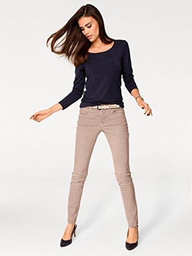 MAC - Jeans spécial grossesse - Femme Poudre