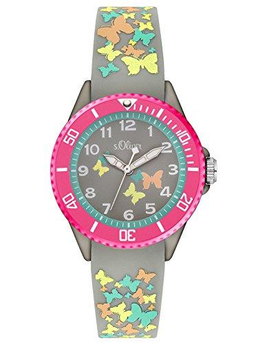 s.Oliver Unisex-Armbanduhr SO-3274-PQ