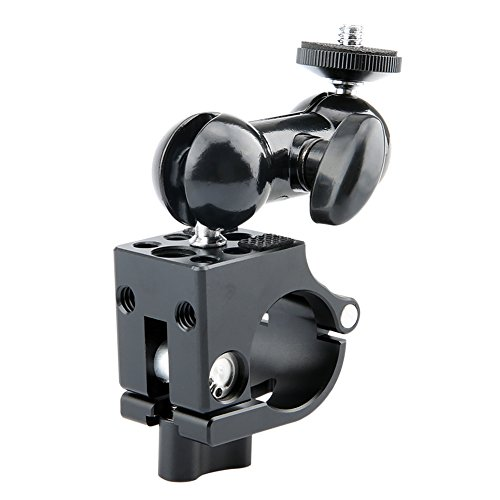 lamp Wiht Multifunktions-Doppel-Kugelkopf für DJI Ronin-mx Ronin-m Monitor montieren ()