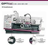 Optimum CNC-Komplettsatz D320
