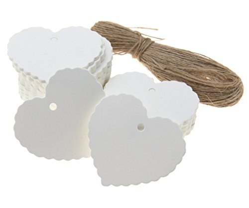 100pcs-white-heart-shape-6-x-55cm-kraft-paper-hang-tags-gift-price-cards